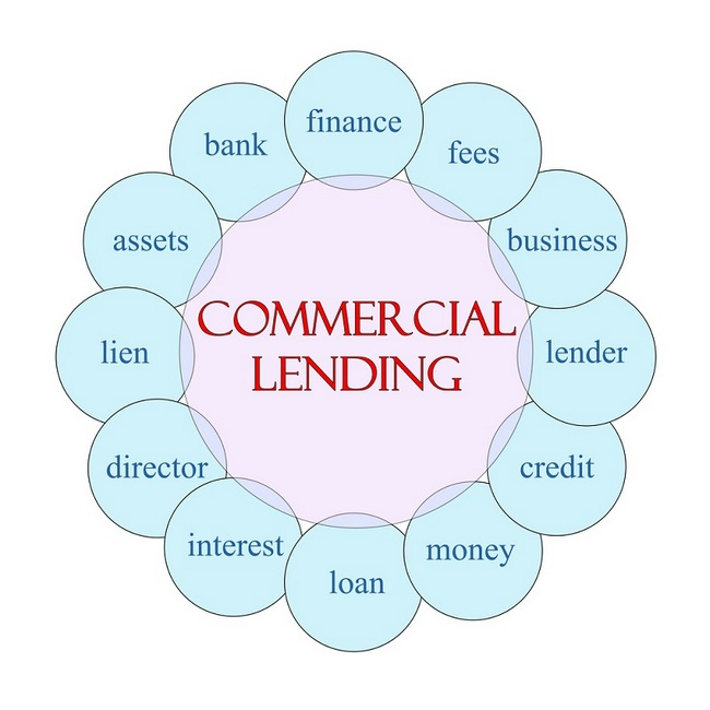 Commercial lending is available for many business purposes